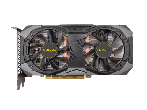 MANLI GeForce GTX 1660 Gallardo (M2436+N549-00)